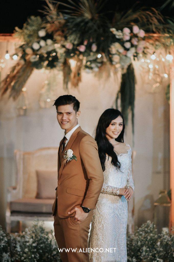 The Wedding Of Intan & Puja by Jakarta Souvenir - 019