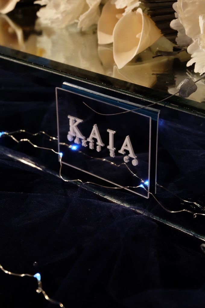 The Wedding of Kenny & Michelle by KAIA Cakes & Co. - 006