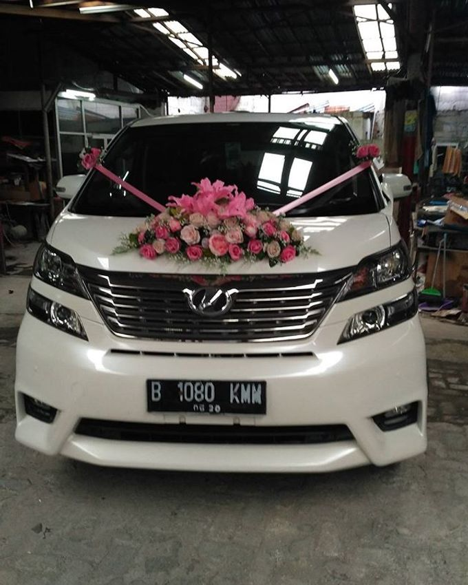 Wedding Car BK Rent Car by BKRENTCAR - 016