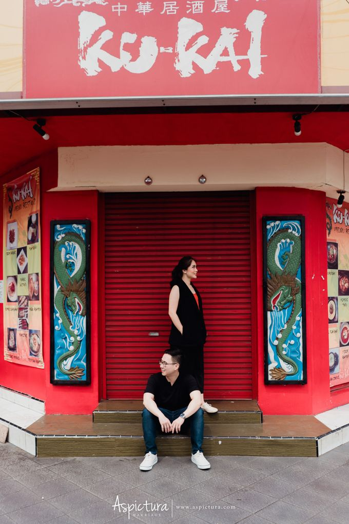 Prewedding Bryan & Sisca by ASPICTURA - 021