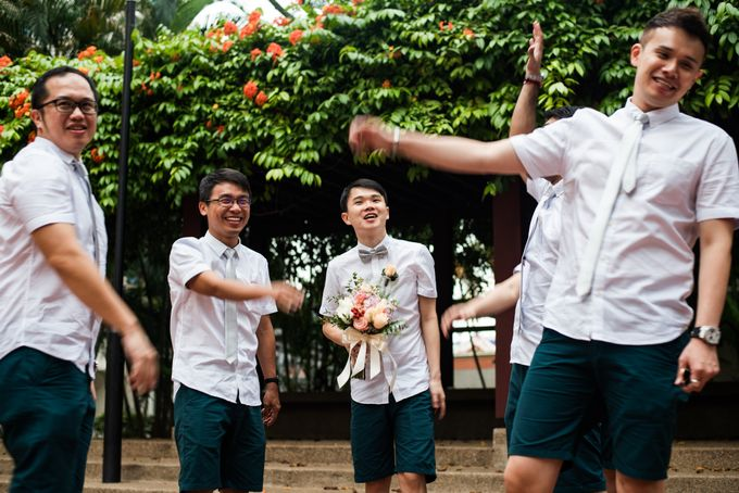 Raffles Town Club Wedding Photography Singapore by oolphoto - 004