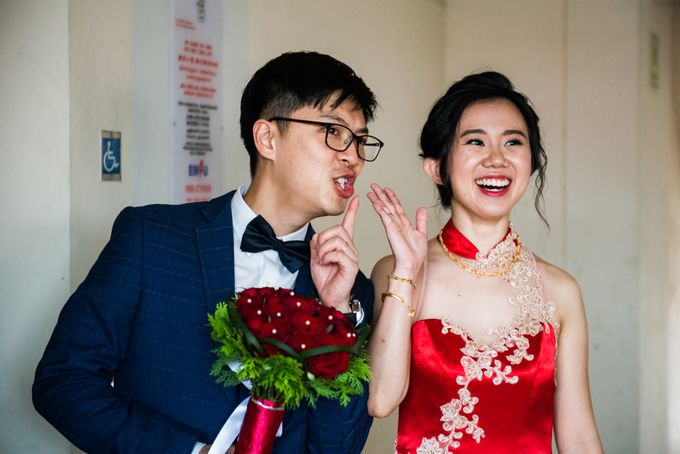 Wedding Day of  JT and KW Swissotel Merchant Court Singapore by oolphoto - 016