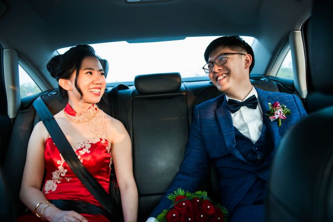 Wedding Day of  JT and KW Swissotel Merchant Court Singapore by oolphoto - 017