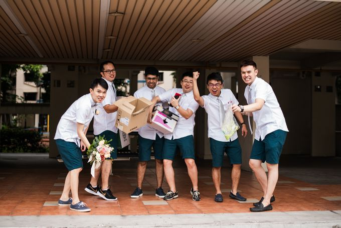 Raffles Town Club Wedding Photography Singapore by oolphoto - 021