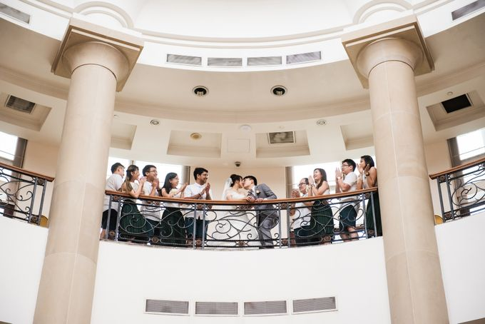 Raffles Town Club Wedding Photography Singapore by oolphoto - 034