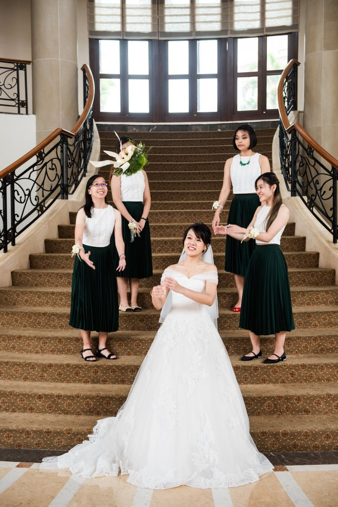 Raffles Town Club Wedding Photography Singapore by oolphoto - 037