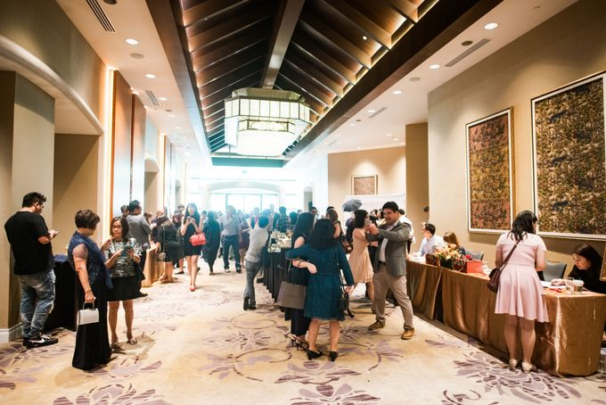 Wedding Day of  JT and KW Swissotel Merchant Court Singapore by oolphoto - 037