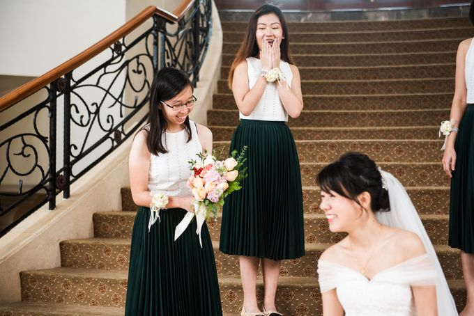 Raffles Town Club Wedding Photography Singapore by oolphoto - 038