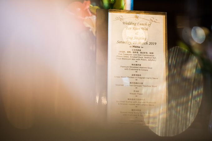 Wedding Day of  JT and KW Swissotel Merchant Court Singapore by oolphoto - 038