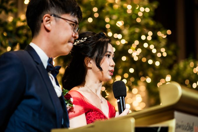 Wedding Day of  JT and KW Swissotel Merchant Court Singapore by oolphoto - 049