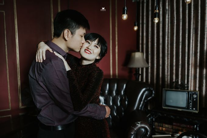 Intimate Session of Fready & Gabby by Memoira Studio - 001