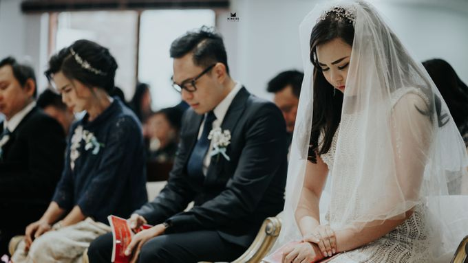 Wedding of William & Selena by Wong Hang Distinguished Tailor - 022