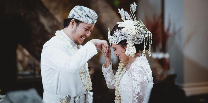 Cempaka Dimaz Wedding by WIT Wear It Too - 010