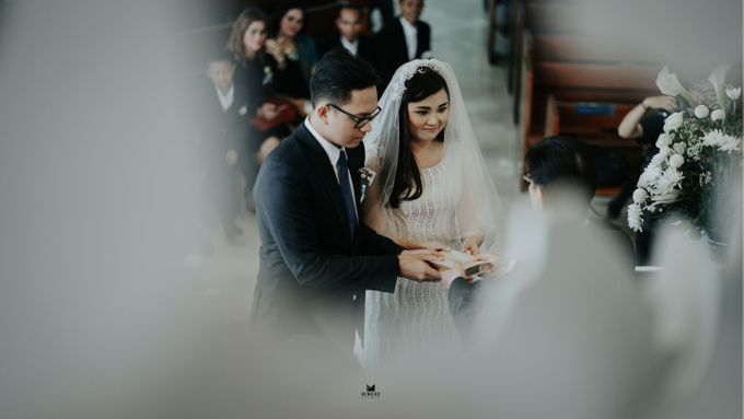 Wedding of William & Selena by Wong Hang Distinguished Tailor - 031