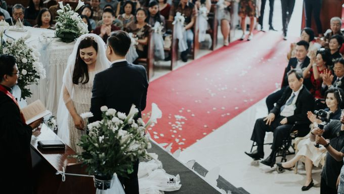 Wedding of William & Selena by Wong Hang Distinguished Tailor - 028