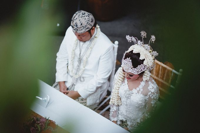 Cempaka Dimaz Wedding by WIT Wear It Too - 014