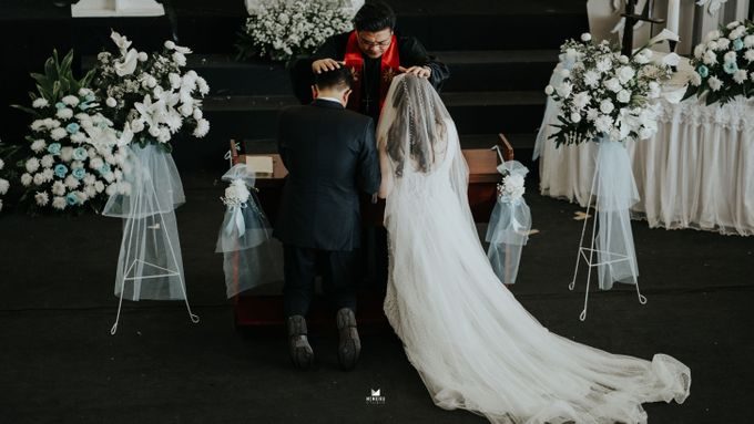 Wedding of William & Selena by Wong Hang Distinguished Tailor - 025