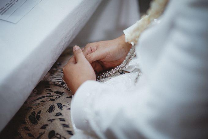 Cempaka Dimaz Wedding by WIT Wear It Too - 015