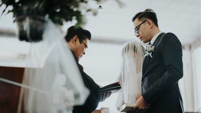 Wedding of William & Selena by Wong Hang Distinguished Tailor - 023