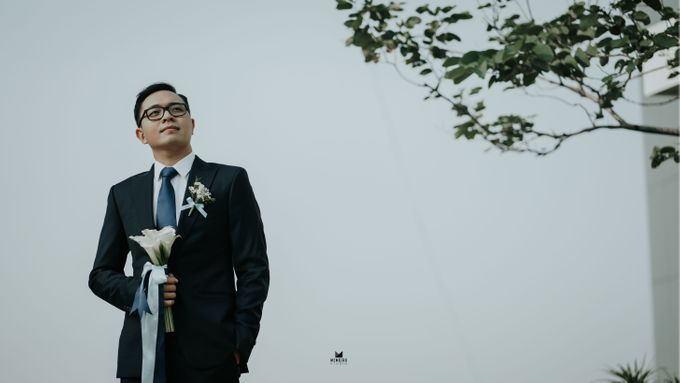Wedding of William & Selena by Wong Hang Distinguished Tailor - 017
