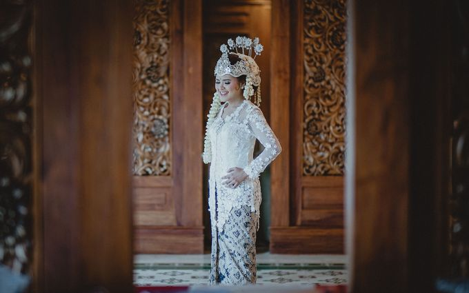 Cempaka Dimaz Wedding by WIT Wear It Too - 018