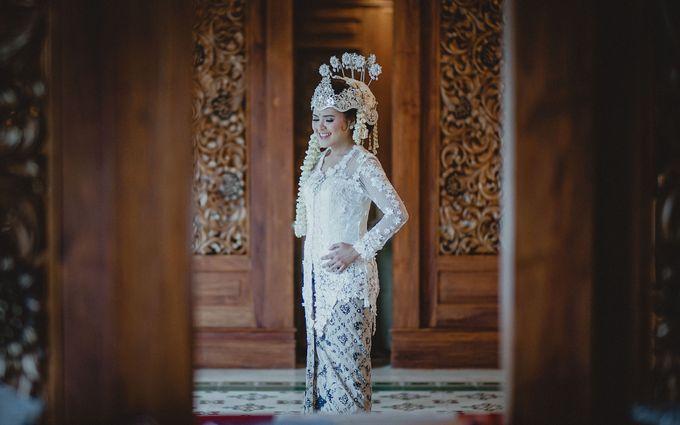 Cempaka Dimaz Wedding by WIT Wear It Too - 018