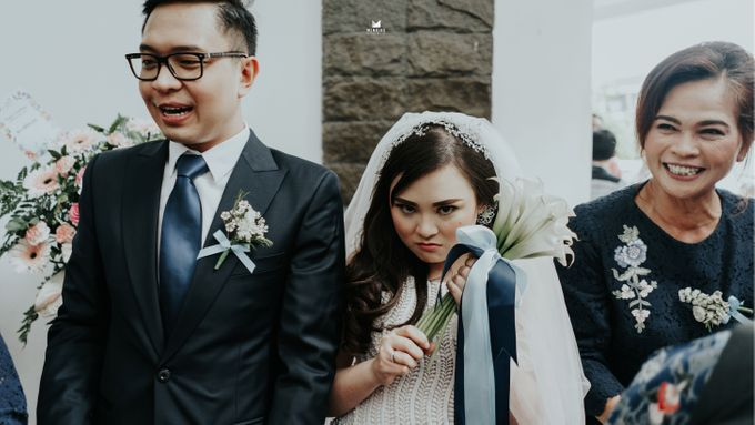 Wedding of William & Selena by Wong Hang Distinguished Tailor - 036