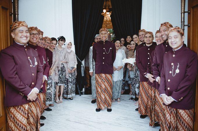 Cempaka Dimaz Wedding by WIT Wear It Too - 019