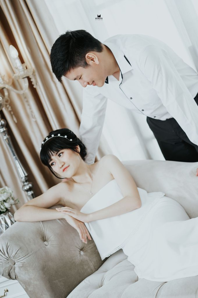 Intimate Session of Fready & Gabby by Memoira Studio - 022