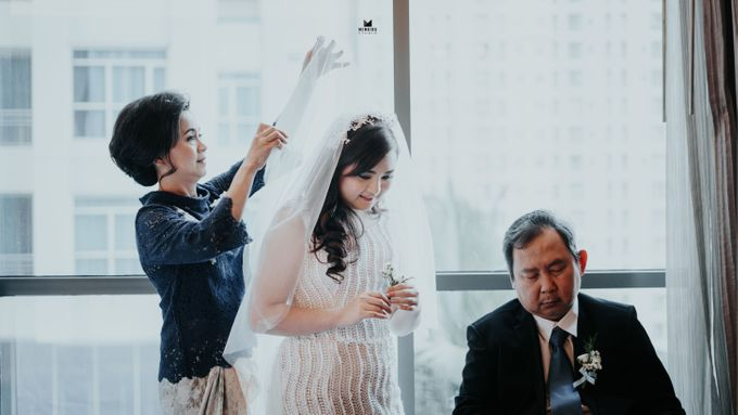 Wedding of William & Selena by Wong Hang Distinguished Tailor - 009