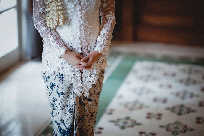 Cempaka Dimaz Wedding by WIT Wear It Too - 020