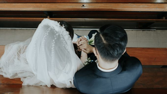 Wedding of William & Selena by Wong Hang Distinguished Tailor - 032