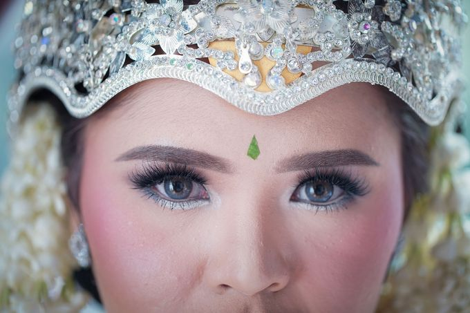 Cempaka Dimaz Wedding by WIT Wear It Too - 021