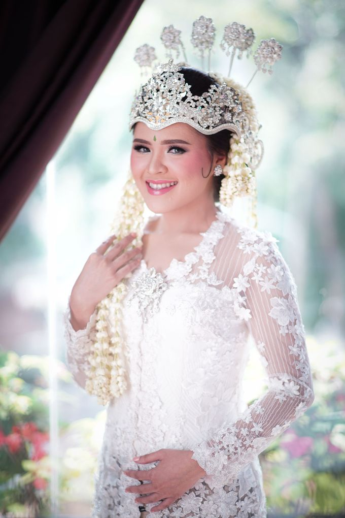 Cempaka Dimaz Wedding by WIT Wear It Too - 022