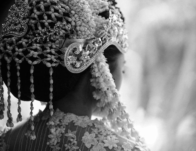Cempaka Dimaz Wedding by WIT Wear It Too - 023