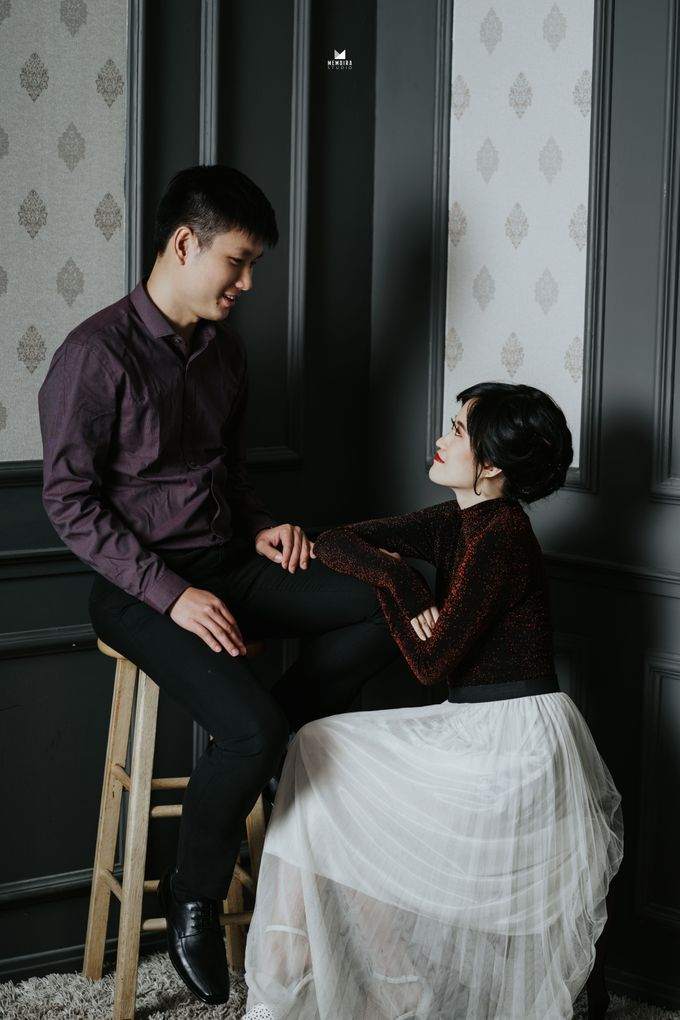 Intimate Session of Fready & Gabby by Memoira Studio - 027