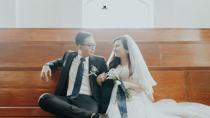 Wedding of William & Selena by Wong Hang Distinguished Tailor - 033