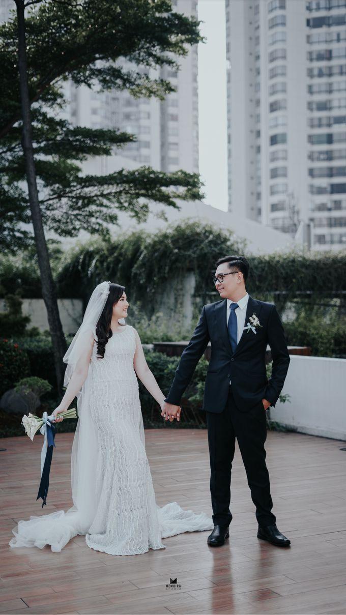 Wedding of William & Selena by Wong Hang Distinguished Tailor - 021