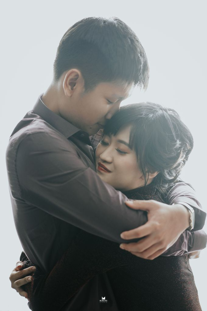 Intimate Session of Fready & Gabby by Memoira Studio - 029