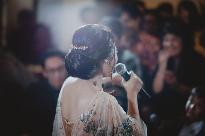 Cempaka Dimaz Wedding by WIT Wear It Too - 003