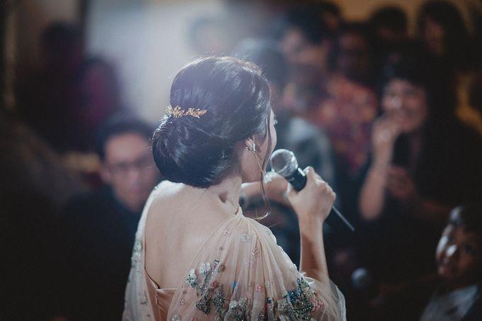 Cempaka Dimaz Wedding by WIT Wear It Too - 003