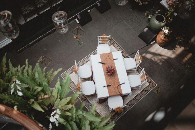Cempaka Dimaz Wedding by WIT Wear It Too - 025