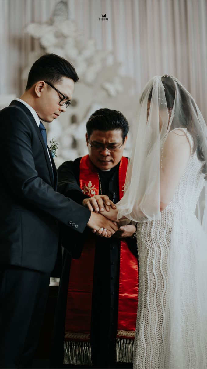 Wedding of William & Selena by Wong Hang Distinguished Tailor - 027
