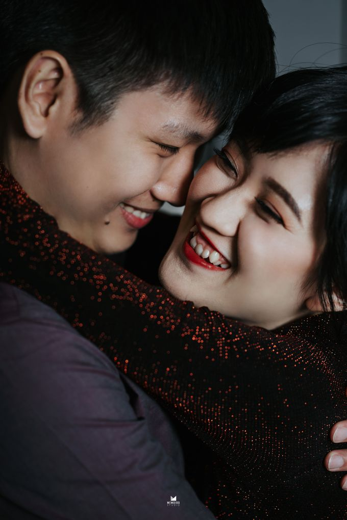 Intimate Session of Fready & Gabby by Memoira Studio - 034