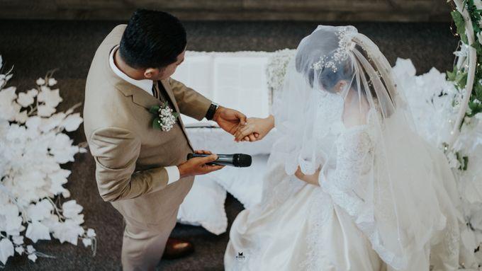 Wedding of Dave & Naomi by Memoira Studio | Bridestory.com