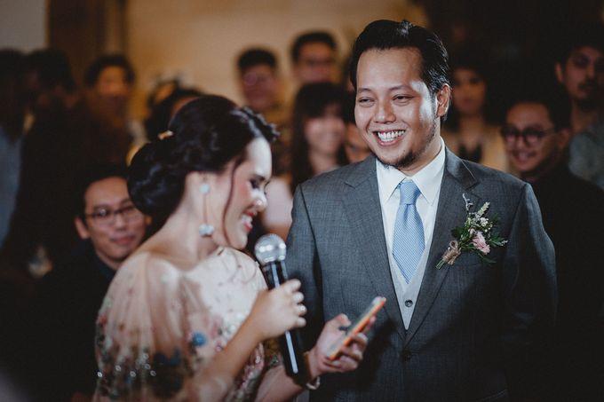 Cempaka Dimaz Wedding by WIT Wear It Too - 005
