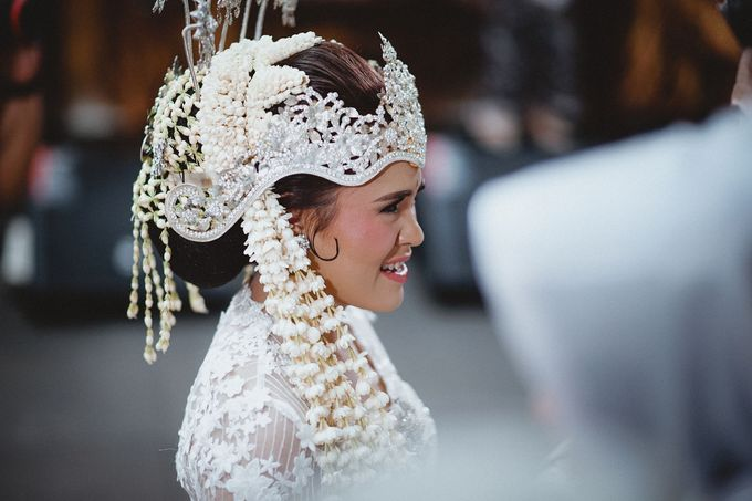 Cempaka Dimaz Wedding by WIT Wear It Too - 008