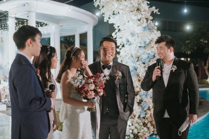 Steven & Catherin Wedding at Aston Cirebon by PRIDE Organizer - 013