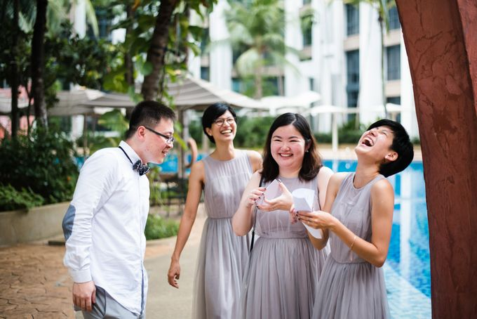 Wedding Day at Swissotel Merchant Court Singapore by oolphoto - 008