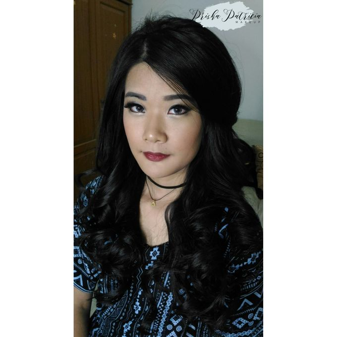 PROFESSIONAL MAKEUP CLASS by Priska Patricia Makeup - 034